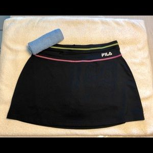 Fila running skirt